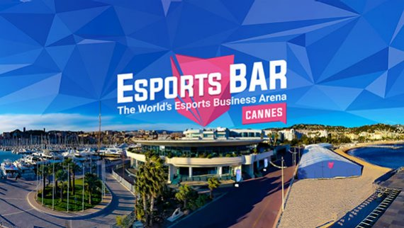 Esports BAR Cannes, the world's esports business event