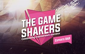 Esports BAR The Game Shakers